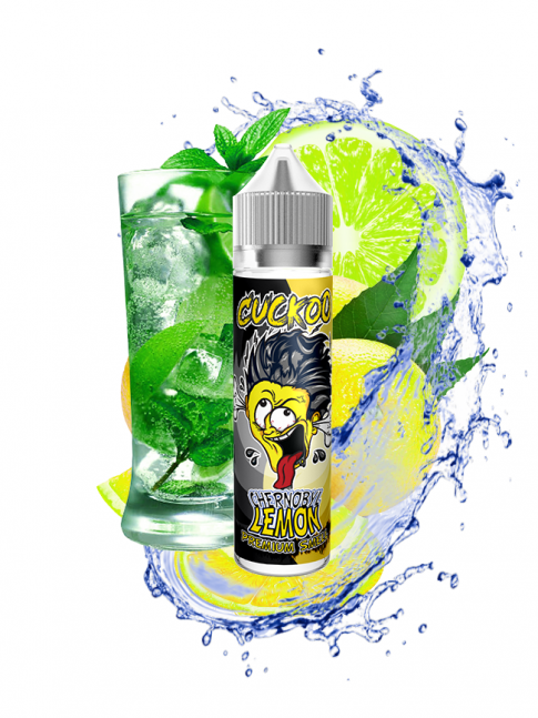 Buy Chernobyl Lemon 50 ml at our eshop – 7Vapes.no