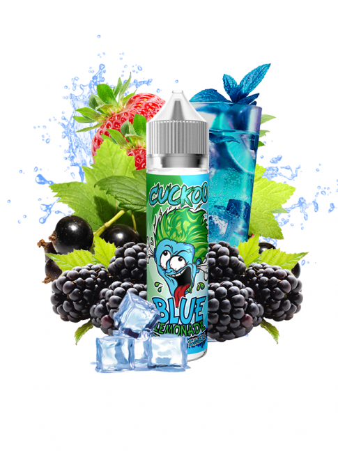 Buy Blue Lemonade 50 ml at our eshop – 7Vapes.no