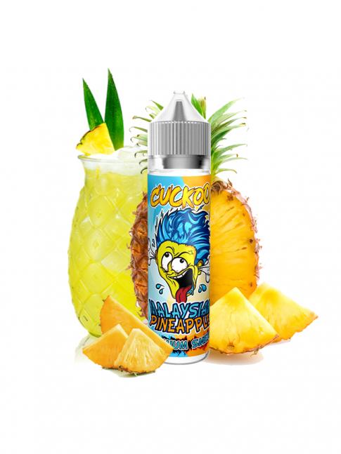 Buy Malaysian Pineapple 50 ml at our eshop – 7Vapes.no