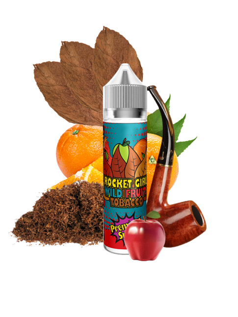 Buy Wild Fruits Tobacco 50 ml at our eshop – 7Vapes.no