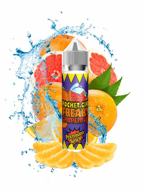 Buy Freaky Grapefruit 50 ml at our eshop – 7Vapes.no