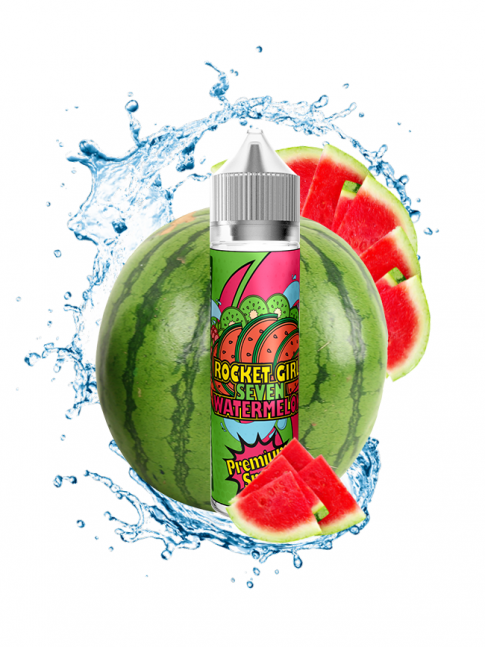 Buy Seven Watermelon 50 ml at our eshop – 7Vapes.no