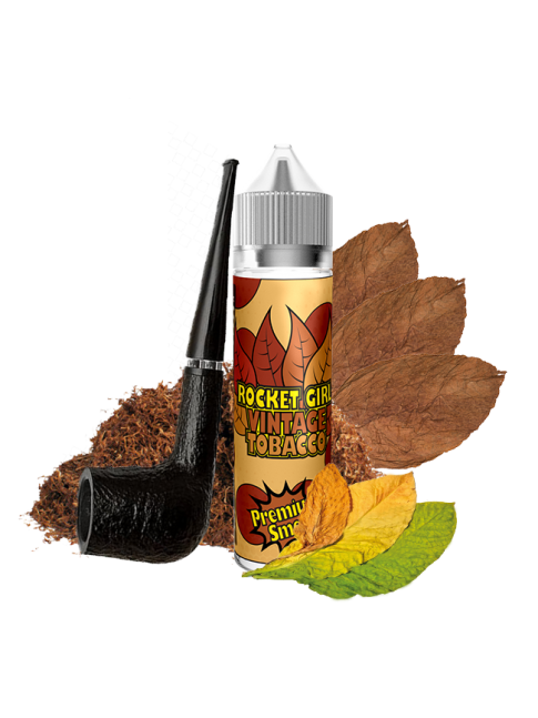 Buy Vintage Tobacco 50 ml at our eshop – 7Vapes.no