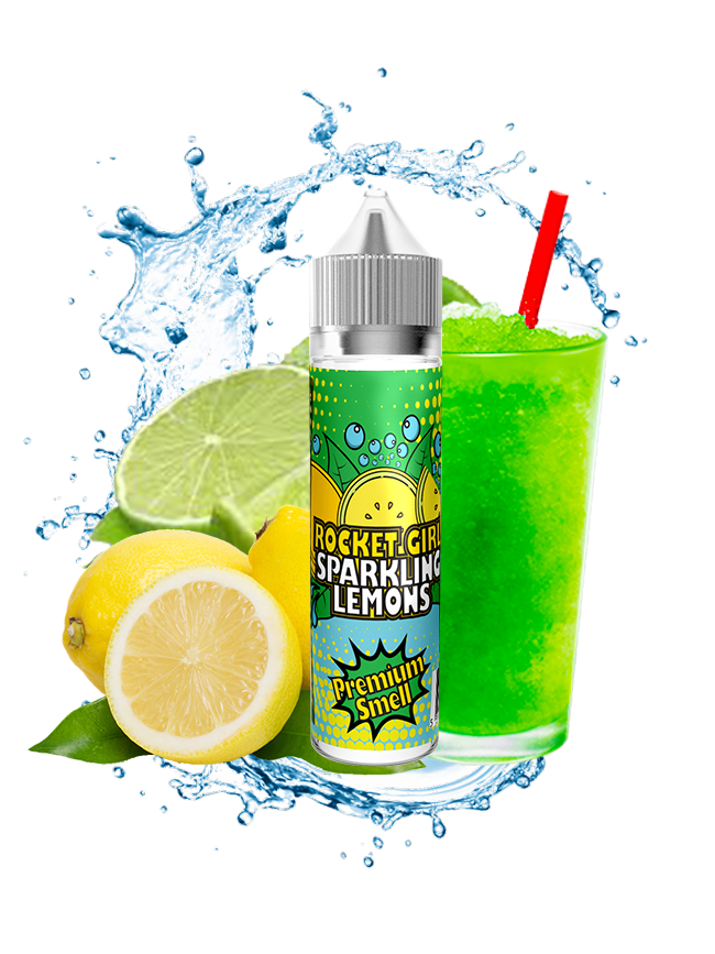 Buy Sparkling Lemons 50 ml at Vape Shop – 7Vapes