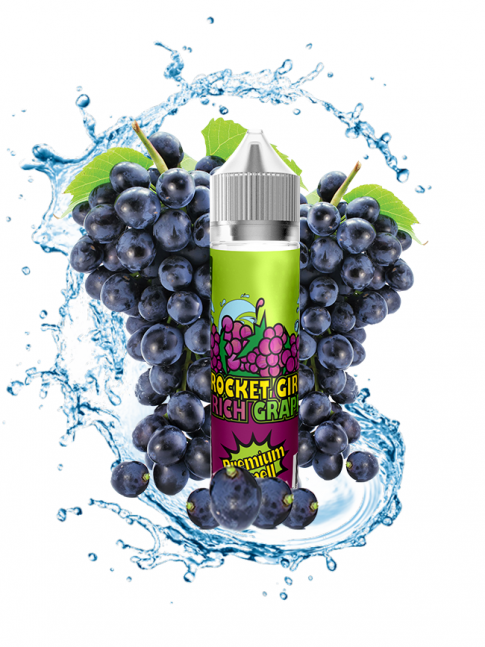 Buy Rich Grape 50 ml at our eshop – 7Vapes.no