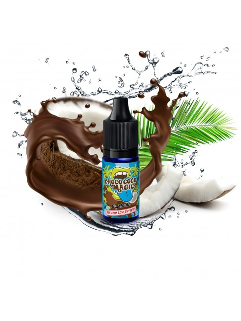 Kjøp Choco Coco Magic i vår nettbutikk – 7Vapes.no E-Sigaretter