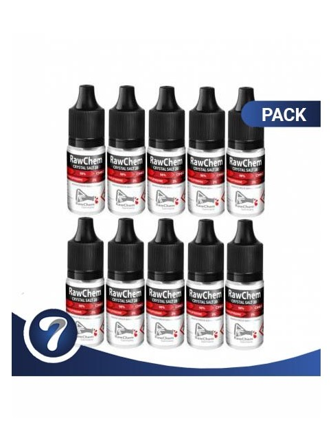 Buy 20mg Nic Salt Shot 10pcs. at Vape Shop – 7Vapes