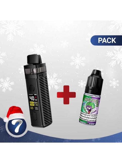 Buy Voopoo Vinci kit + Cuckoo 20mg at our eshop – 7Vapes.no