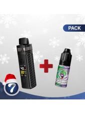 Kjøp Voopoo Vinci kit + Cuckoo 20mg E-væske i vår nettbutikk –