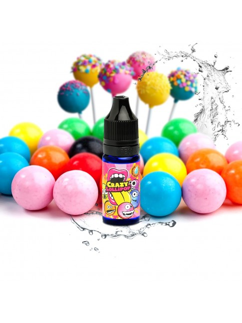 Buy Crazy Lollipops flavor concentrate in our eshop – 7Vapes.no