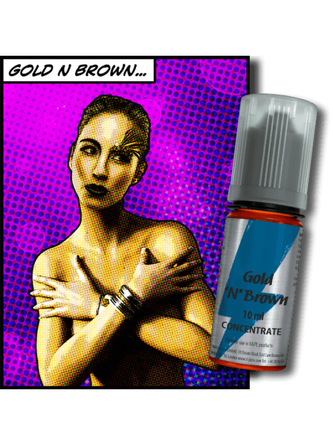 Buy Gold 'n' Brown at Vape Shop – 7Vapes