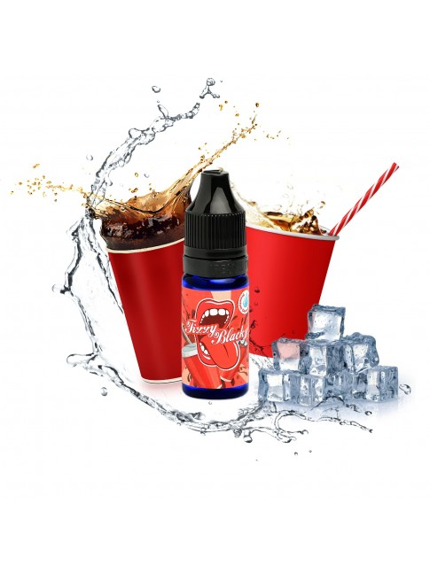 Buy Fizzy Black flavor concentrate in our eshop – 7Vapes.no