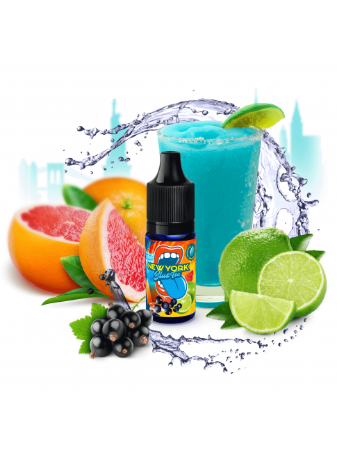 Buy New York Blue Tea flavor concentrate in our eshop –