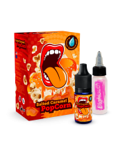 Buy Salted Caramel Popcorn flavor concentrate in our eshop –