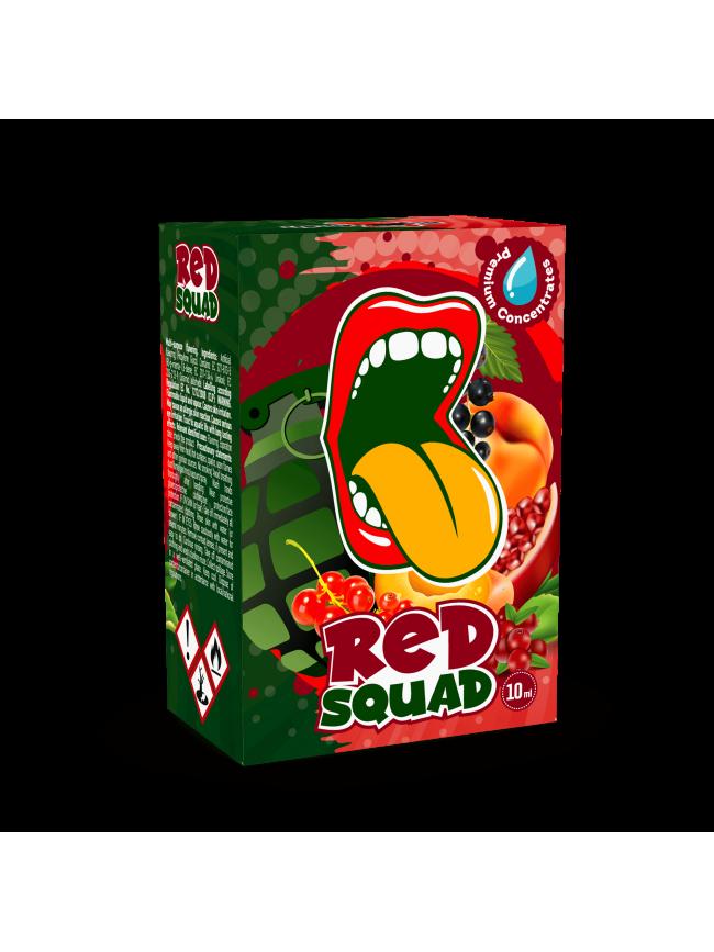 Kjøp Red Squad i vår nettbutikk – 7Vapes.no E-Sigaretter