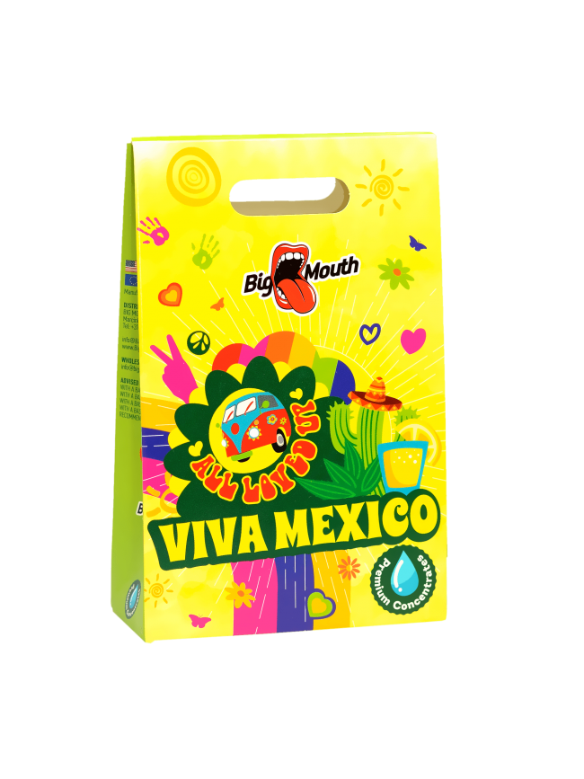 Buy Viva Mexico flavor concentrate in our eshop – 7Vapes.no