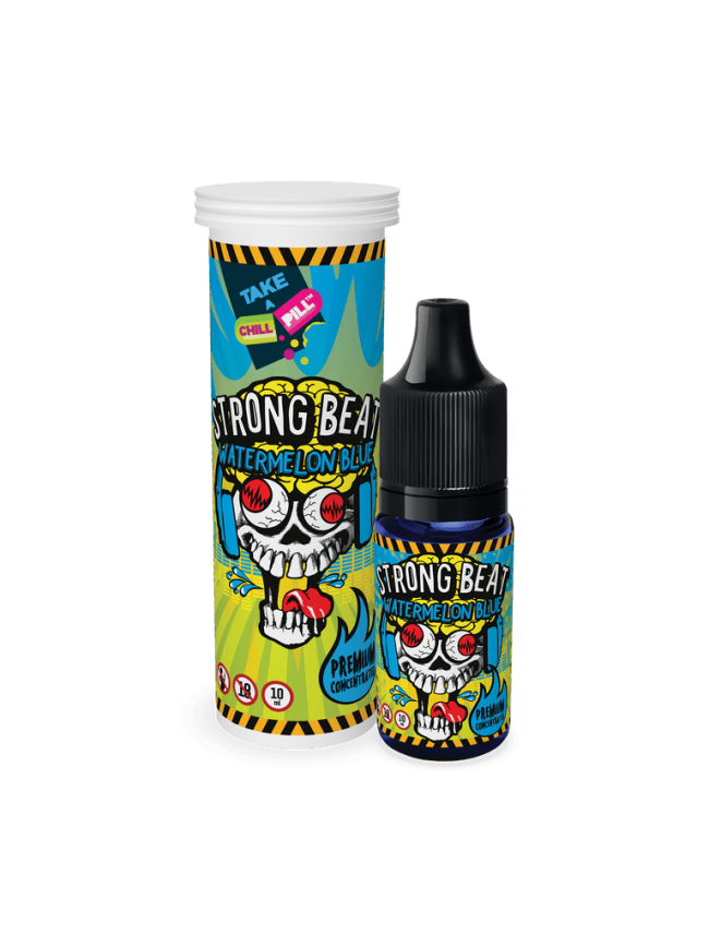 Buy Strong Beat - Watermelon Blue at Vape Shop – 7Vapes