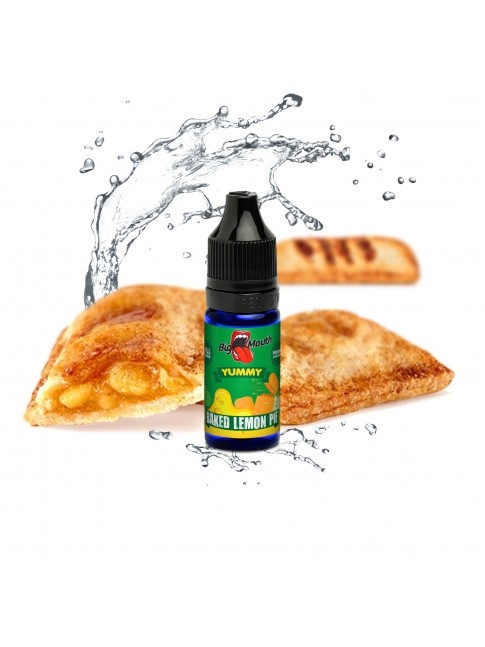 Buy Baked Lemon Pie flavor concentrate in our eshop – 7Vapes.no