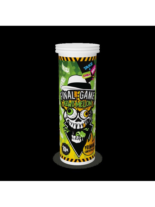 Kjøp Final Game - Kiwi Melon i vår nettbutikk – 7Vapes.no