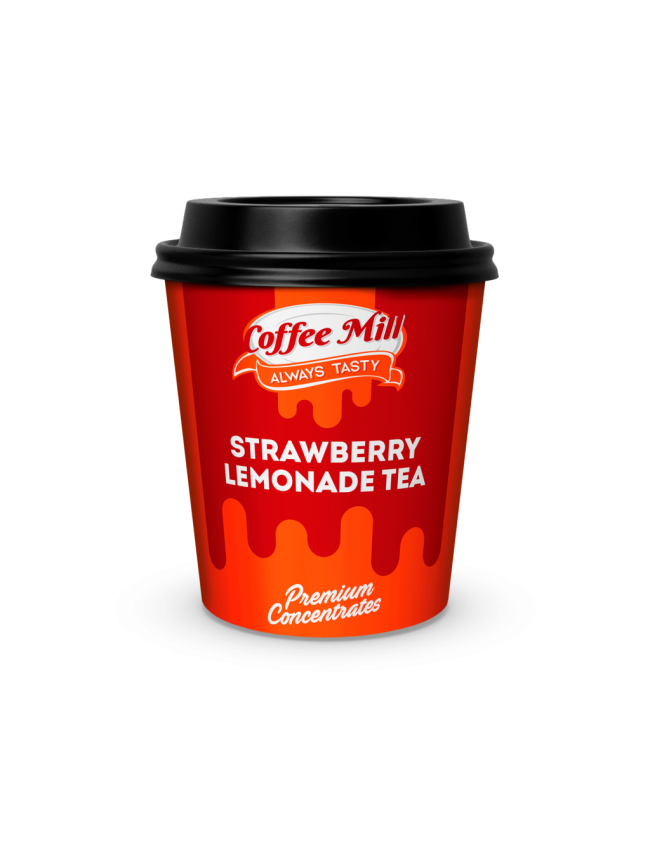 Buy Strawberry Lemonade Tea flavor concentrate in our eshop –