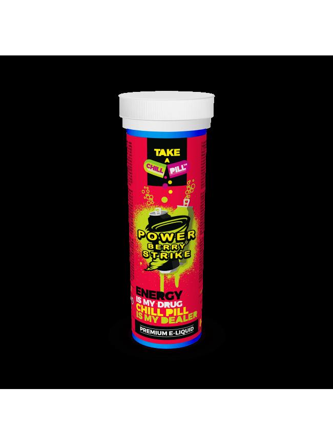 Kjøp Power Berry Strike 50 ml E-væske i vår nettbutikk –