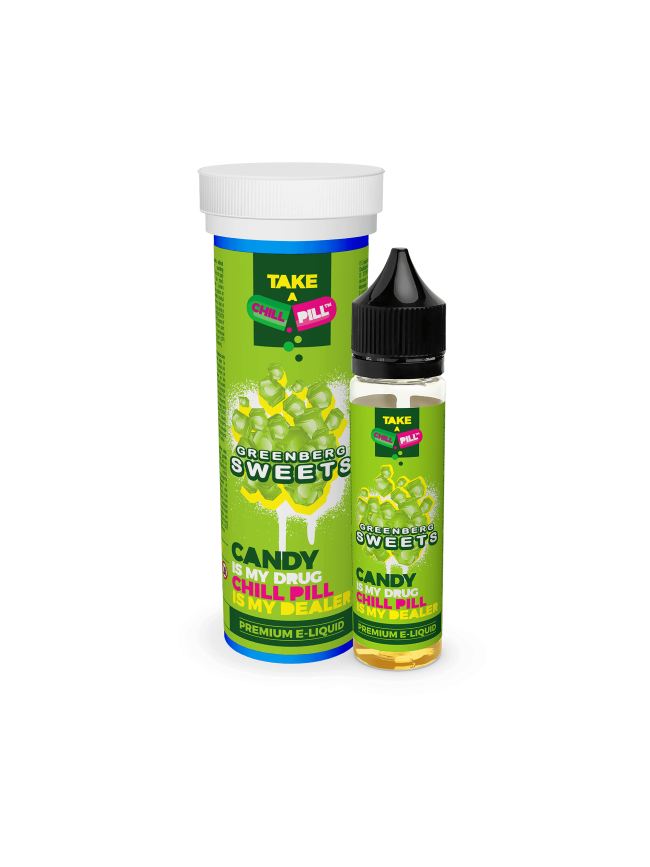 Buy Greenberg Sweets 50 ml E-liquid in our eshop – 7Vapes.no