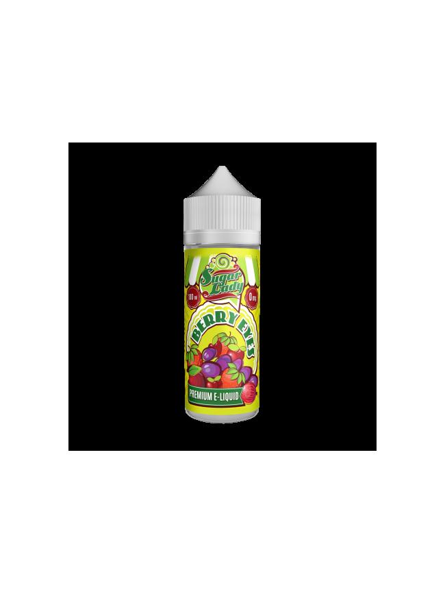 Kjøp Berry Eyes 100 ml E-væske i vår nettbutikk – 7Vapes.no
