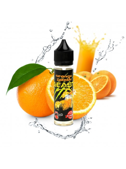 Buy Beast - Orange Splash 50 ml E-liquid in our eshop –