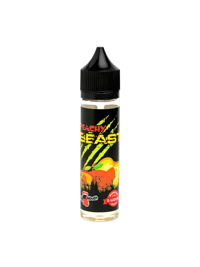 Buy Peachy Beast 50 ml at Vape Shop – 7Vapes