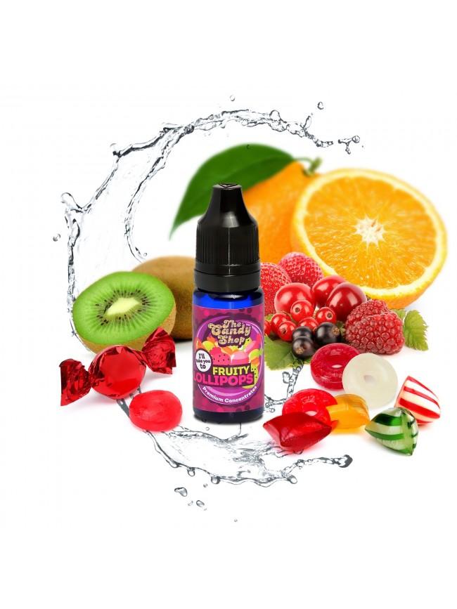 Kjøp Fruity Lollipops i vår nettbutikk – 7Vapes.no E-Sigaretter