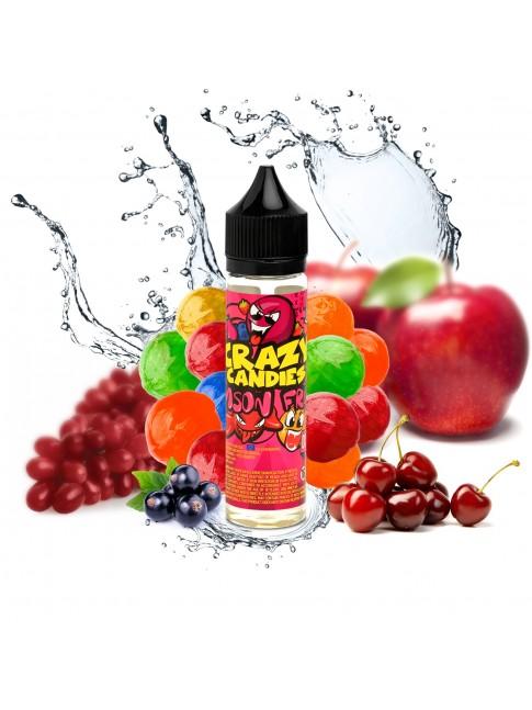 Buy Crimson Fruits 50 ml E-liquid in our eshop – 7Vapes.no