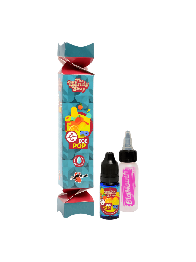 Buy Ice Pop flavor concentrate in our eshop – 7Vapes.no