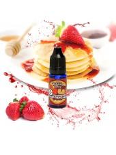 Kjøp Strawberry Syrup Pancakes i vape shop i norge - 7Vapes.no