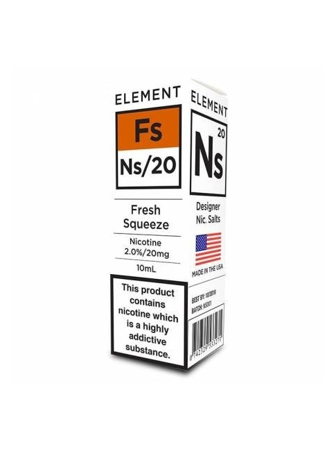 Buy Fresh Squeeze NS20 at Vape Shop – 7Vapes