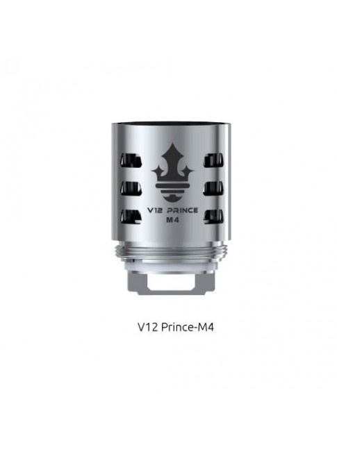 Buy SMOK TFV12 Prince M4 Coil in our eshop – 7Vapes.no