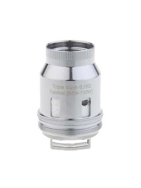 Buy FreeMax FireLuke Triple Mesh Coil in our eshop – 7Vapes.no