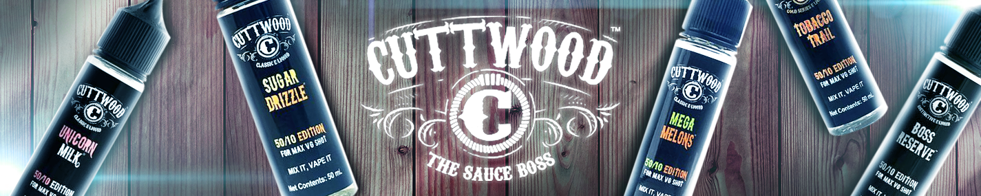 Cuttwood (USA) e-liquid| 7Vapes E-cigarettes