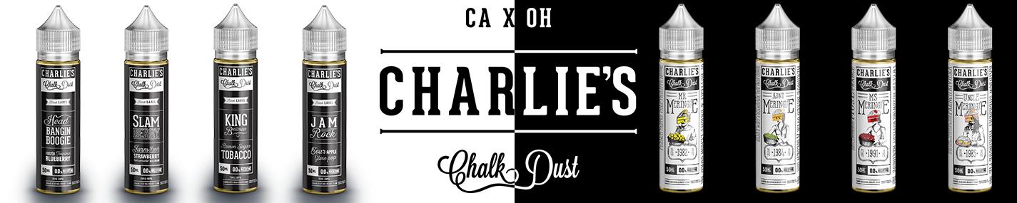 Charlie's Chalk Dust (USA) E-liquid l 7Vapes