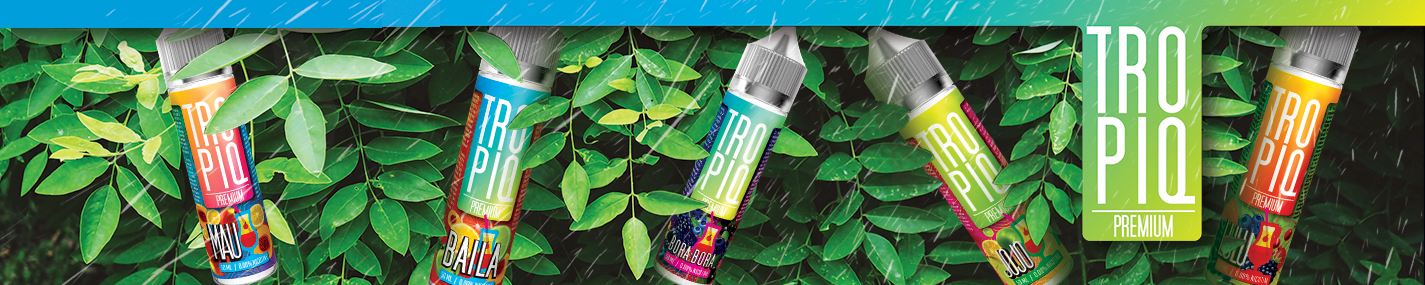 Tropiq (CA) e-liquid| 7Vapes E-cigarettes