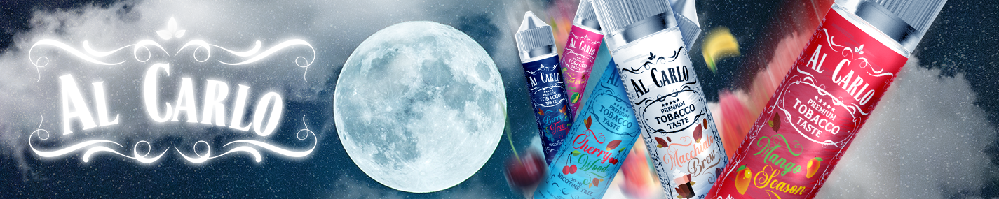 Al Carlo (CA) e-liquid| 7Vapes E-cigarettes