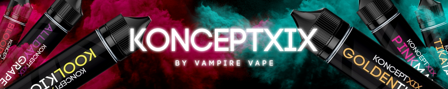 KonceptXIX (UK) e-liquid| 7Vapes E-cigarettes