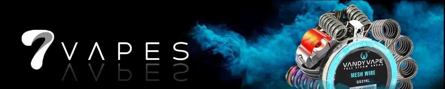 Wires & Custom Coils | 7Vapes E-cigarettes