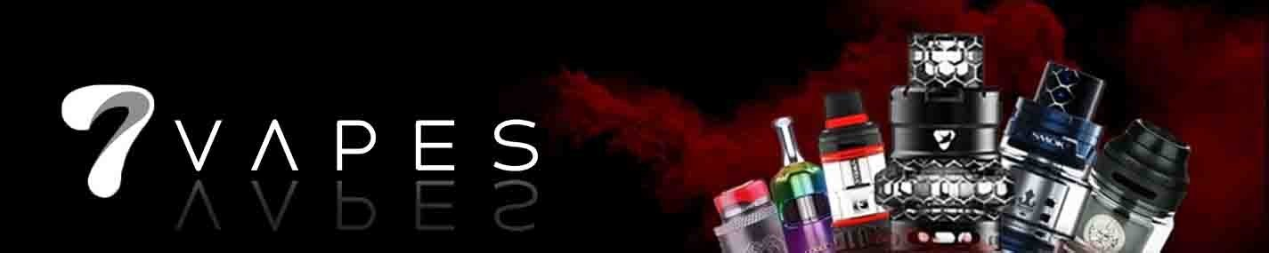Tanks l 7Vapes E-cigarettes