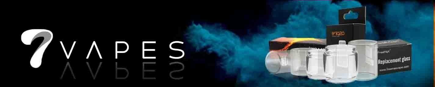 Replacement Glass l 7Vapes E-cigarettes