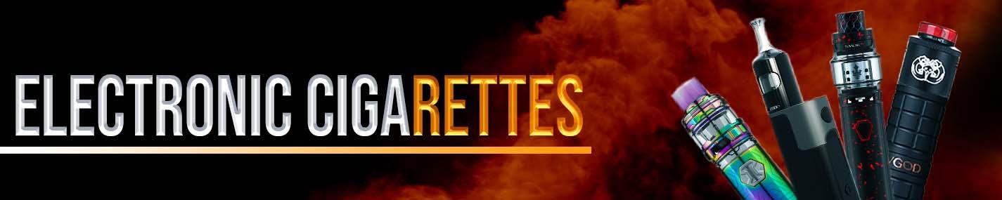 Elektroniska cigaretter för unga och äldre. Kolla in vad som trender nu!