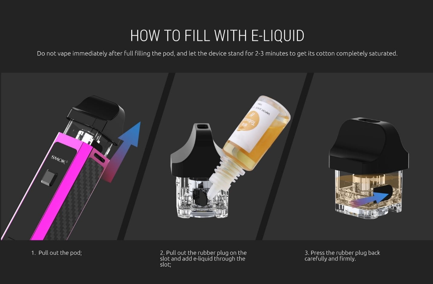 Buy SMOK RPM40 Pod Mod and enjoy vaping! Find the latest electronic cigarettes from SMOK, VooPoo, Aspire and Joyetech at vape shop!